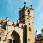 La concatedral de Cáceres