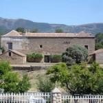 La Localidad de Abadía en Extremadura