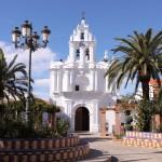 La localidad de Azuaga en Badajoz