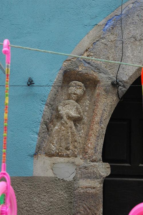 Casa de muñecasDetalle Puerta
