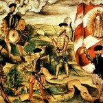 Tierra de conquistadores: Núñez de Balboa y Pizarro