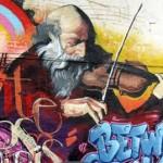 Graffitis extremeños: El Origen