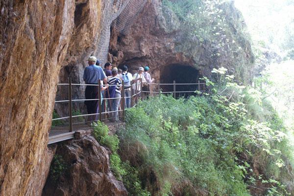 Monumento Natural de la Mina de Jayona