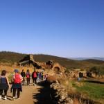 Ruta por Pedroso de Acim en Extremadura