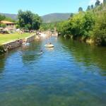 Piscina natural de Acebo en Cáceres