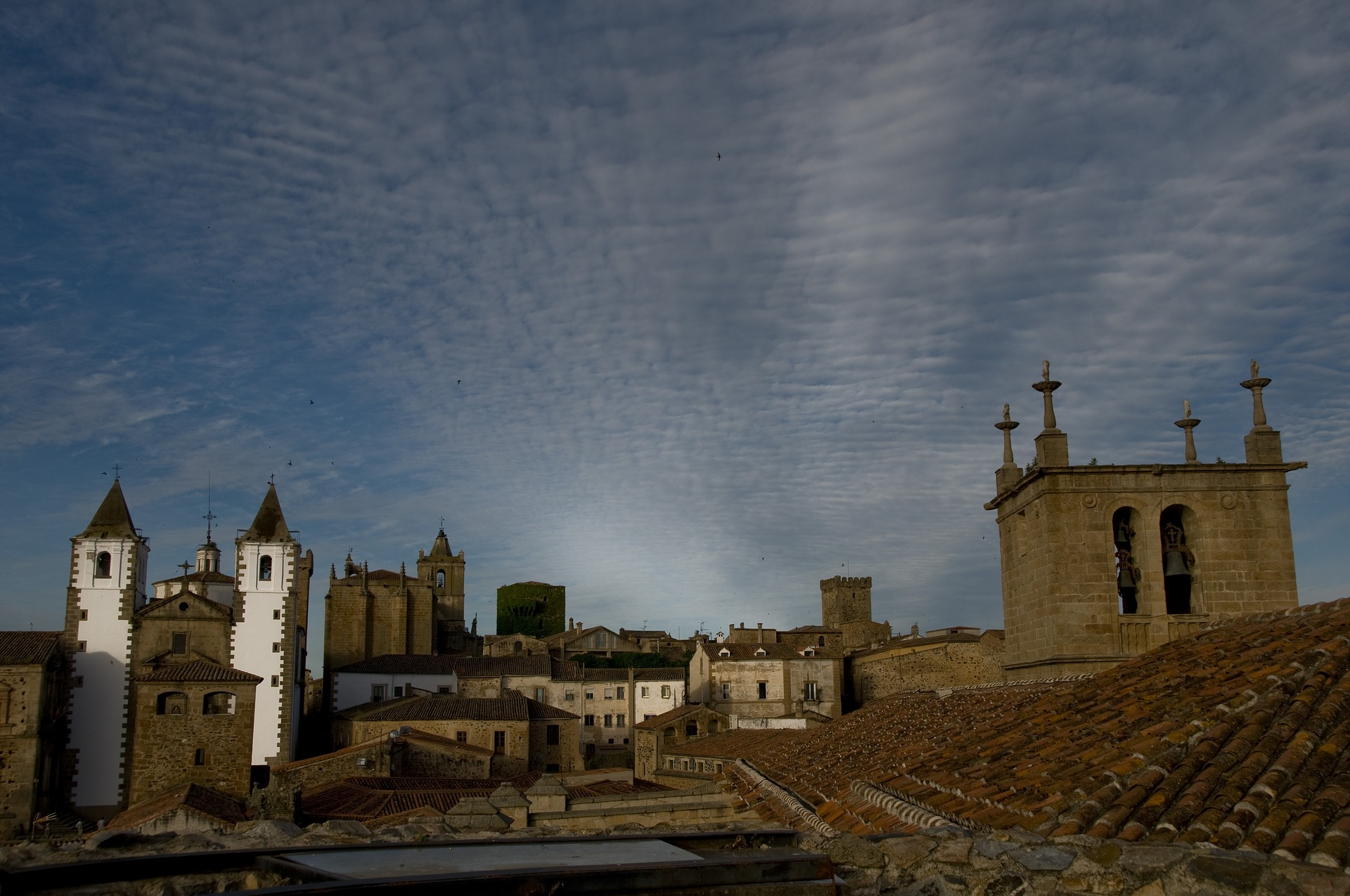 Cáceres, ciudad militar